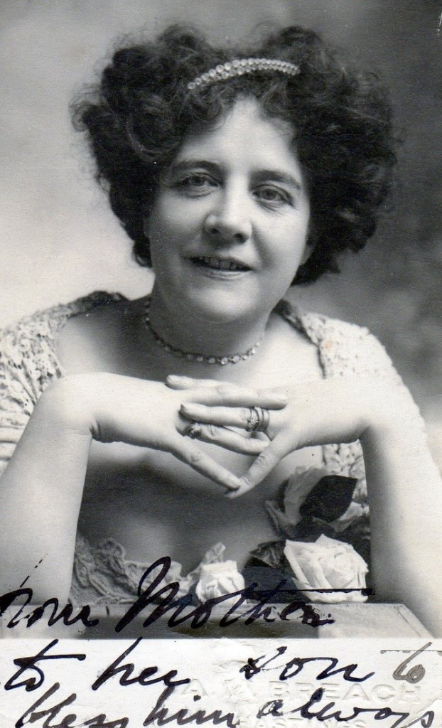 Mater. Edith Hilda Scaife née Hanson